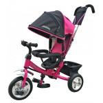 Велосипед трехколесный Moby Kids Comfort, розовый 635198