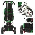Велосипед трехколесный Moby Kids Comfort 950D12/10Green
