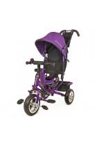Велосипед трехколесный Moby Kids Comfort, фиолетовый 950D Violet