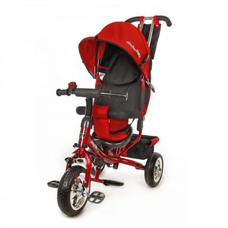 Велосипед трехколесный Moby Kids Comfort, красный 950D Red