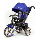 Велосипед трехколесный Moby Kids Comfort-maxi 968SL12/10Blue