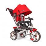 Велосипед трехколесный Moby Kids Comfort-maxi 968SL12/10Red